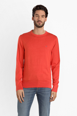 Pull TOMMY HILFIGER MW0MW09779 Rouge