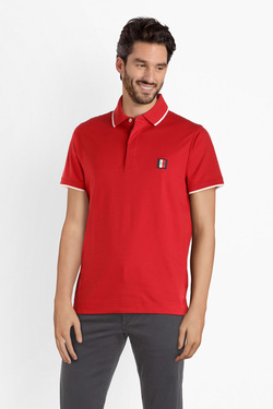 Polo TOMMY HILFIGER MW0MW10773 Rouge
