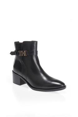 Chaussures TOMMY HILFIGER TH HARDWARE Noir
