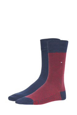 Chaussettes TOMMY HILFIGER 492025001 Rouge