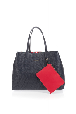 Sac TOMMY HILFIGER ICONIC TOMMY TOTE Bleu marine