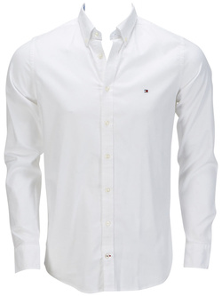 TOMMY HILFIGER Chemise manches longues blanc 857883805