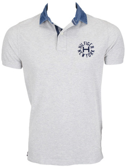 TOMMY HILFIGER Polo gris 887883622
