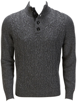 TOMMY HILFIGER Pull gris 887883860
