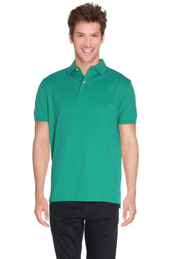 TOMMY HILFIGER Polo rouge fonc� 857889200