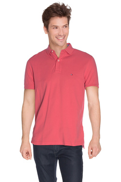 TOMMY HILFIGER Polo rose fonc� 857889200