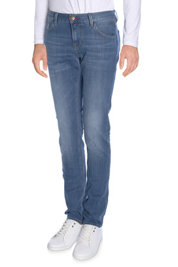 TOMMY HILFIGER Jean straight fit bleu 887893577