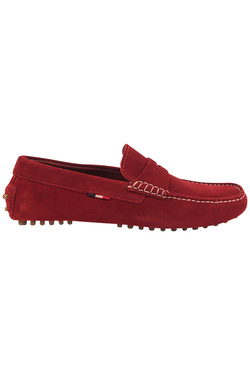 TOMMY HILFIGER - Chaussures47TH1SH100Rouge