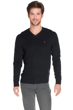 TOMMY HILFIGER - Pull08578A1670Noir