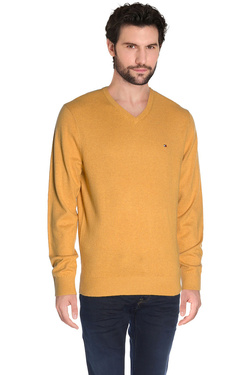 TOMMY HILFIGER - Pull08578A1670Jaune