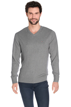 TOMMY HILFIGER - Pull08578A1670Gris