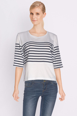 Tee-shirt TOMMY JEANS DW0DW01882 Blanc