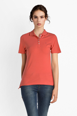 Polo TOMMY JEANS 04300 Corail