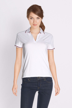 Polo TOMMY JEANS 04303 Beige