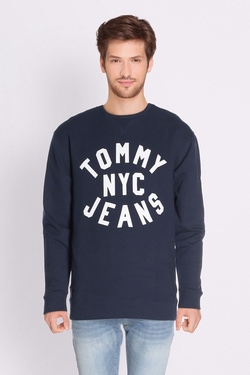 Sweat-shirt TOMMY JEANS 04081 Bleu marine