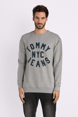 Sweat-shirt TOMMY JEANS 04081 Gris