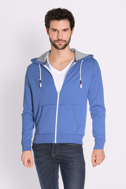 Sweat-shirt TOMMY JEANS 04073 Bleu