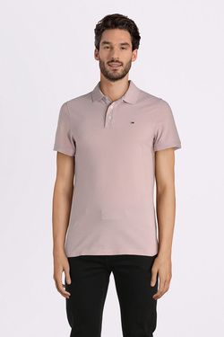 Polo TOMMY JEANS 00488 Rose pale