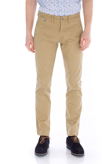 Pantalon chino coupe slim TOMMY HILFIGER