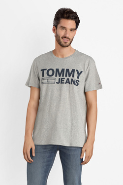 Tee-shirt TOMMY JEANS 04528 Gris clair