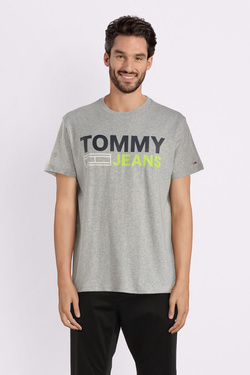 Tee-shirt TOMMY JEANS 04528 Gris