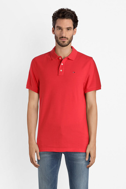 Polo TOMMY JEANS DM0DM05232 Rouge