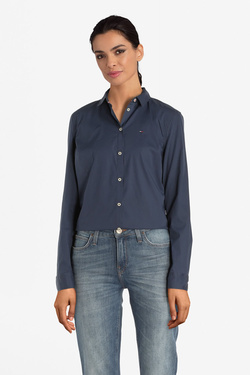 Chemise manches longues TOMMY JEANS 04432 Bleu marine