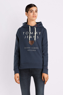 Sweat-shirt TOMMY JEANS 04515 Bleu marine