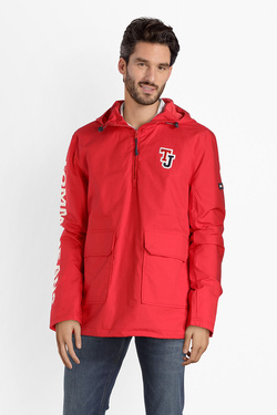 Parka TOMMY JEANS 04550 Rouge