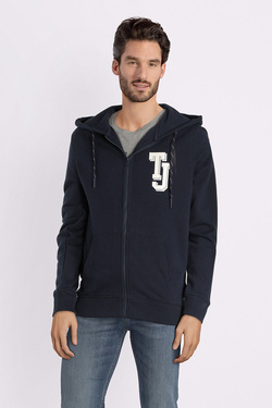 Sweat-shirt TOMMY JEANS 04460 Bleu marine