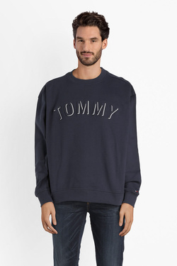 Sweat-shirt TOMMY JEANS 04463 Bleu marine