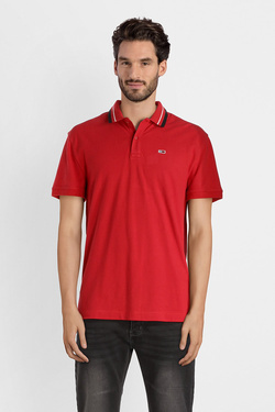 Polo TOMMY JEANS 04515 Rouge