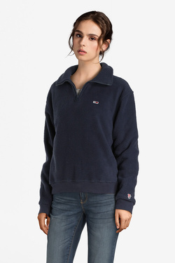 Sweat-shirt TOMMY JEANS DW0DW05366 Bleu marine