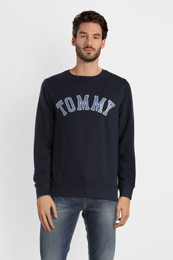 Sweat-shirt TOMMY JEANS DM0DM05160 Bleu marine