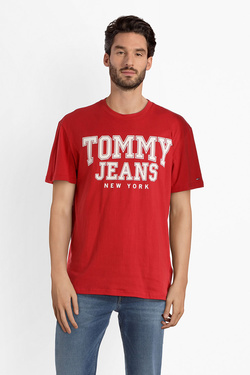 Tee-shirt TOMMY JEANS DM0DM05113 Rouge