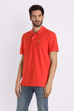 Polo TOMMY JEANS DM0DM06112 Rouge