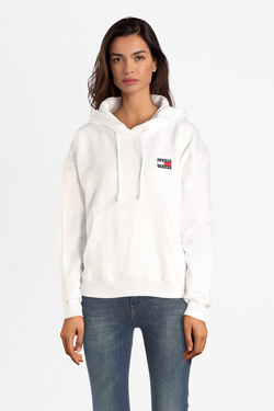 Sweat-shirt TOMMY JEANS 06815 Blanc