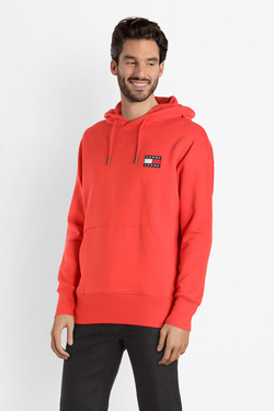 Sweat-shirt TOMMY JEANS 06593 Rouge