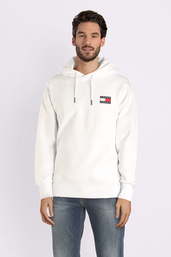 Sweat-shirt TOMMY JEANS 06593 Blanc