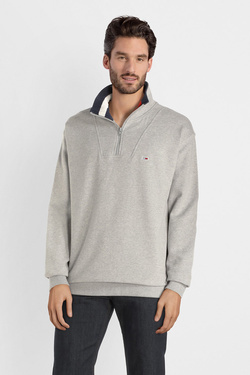 Sweat-shirt TOMMY JEANS 06586 Gris