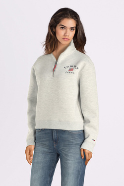 Sweat-shirt TOMMY JEANS 07115 Gris clair