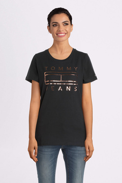 Tee-shirt TOMMY JEANS 07158 Noir