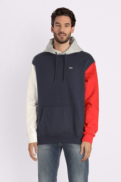 Sweat-shirt TOMMY JEANS 07259 Bleu marine