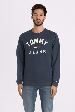 Sweat-shirt TOMMY JEANS 07024 Bleu marine