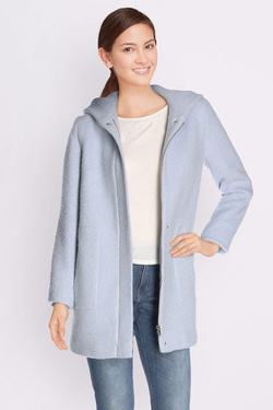 Manteau TRENCH AND COAT BRIQUE 1 Bleu ciel