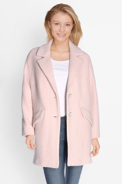 Manteau TRENCH AND COAT BRILLANT Rose pale