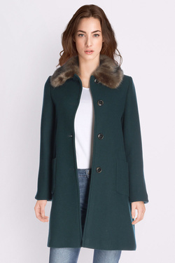 Manteau TRENCH AND COAT BLAVIO1 Vert
