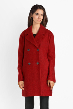 Manteau TRENCH AND COAT MW55ATTKXA  BRODI Rouge