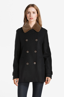 Manteau TRENCH AND COAT MW93ATTRLF  VAVRIL Bleu marine