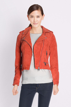 Blouson VERO MODA 10195764 VMROYCE Orange